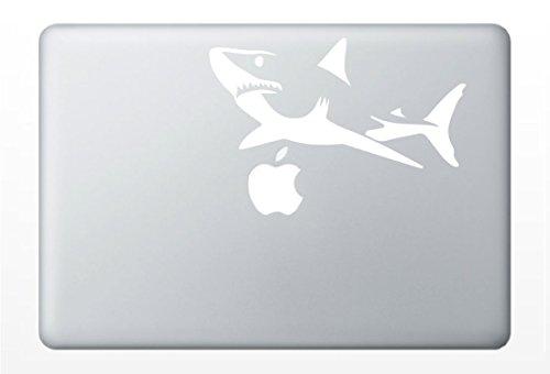 shark laptop decal - 6