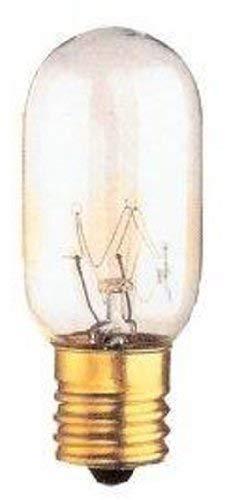 appliance bulb 30w 125v - 9