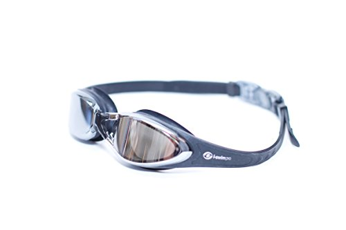 i SWIM PRO Swimming Goggles – No Leaking, Anti Fog, UV Protection, Crystal Clear Vision with Protective Case Comfortable Fit For Adults, Men, Women, Youth, Kids 10+