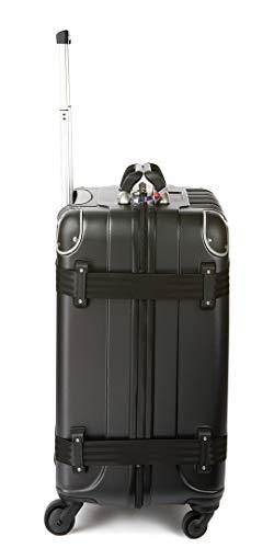 VinGardeValise - Up to 12 Bottles & All Purpose Wine Travel Suitcase (Black) by VinGardeValise (Image #7)
