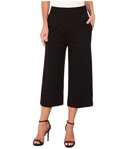 Sanctuary Women's Ponte Culotte Black Pants