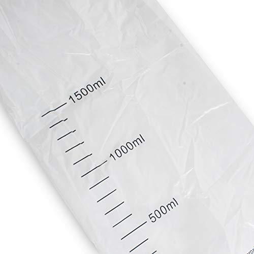 Amazon.com: Paquete de 20 bolsas desechables para vómitos ...