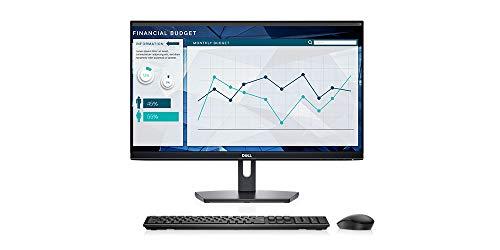 """Dell SE2419Hx 23.8"""" IPS Full HD (1920x1080) Monitor & KM636 Wireless Keyboard & Mouse Combo (5WH32)"""