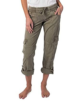 Rip Curl Women's Almost Famous II Pant, Vetiver, 10