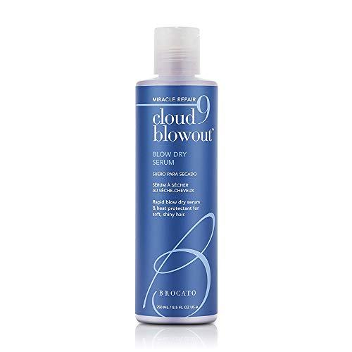 Brocato, By Beautopia Hair, Cloud 9 Blowout Blow Dry Serum, 8.5 Ounce from Brocato