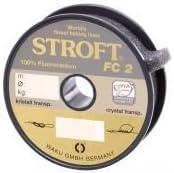 Hilo de pescar de fluorocarbono 100 m STROFT FC2
