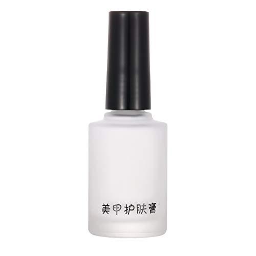 Benkeg Liquido de Belleza de Unas - Belleza de Unas Latex Liquido Peel Off Cinta Protector de Cuticula Inodoro Protector Para la Cuticula Sin Olor Para el Arte de Unas