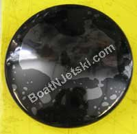 SEACHOICE Black Plastic Center Cap for 2855/2858
