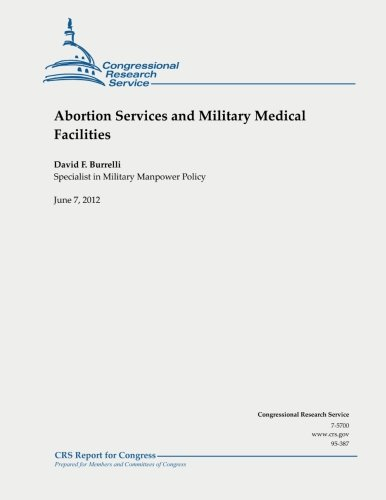 Download Abortion Services and Military Medical Facilities pdf epub