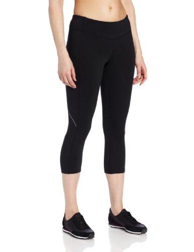 Skirt Sports Women's Redemption Capri Pants, Black Pants LG X 19