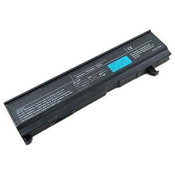 Batería para ordenador portátil Toshiba Satellite M105-S3041, 6 celdas 4400 mAh negro: Amazon.es: Informática