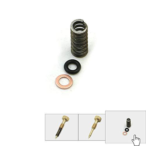 Motoparty Pro Carb Rebuild Kit Idle Mix Needle Replace Kit For Harley-Davidson 1990-2006 CV Carburetor CVK Keihin ()