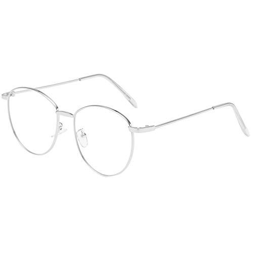 Steampunk Style Round Vintage Polarized Sunglasses Retro Eyewear Protection Matel Frame Circle Frame Glasses,LYN ()
