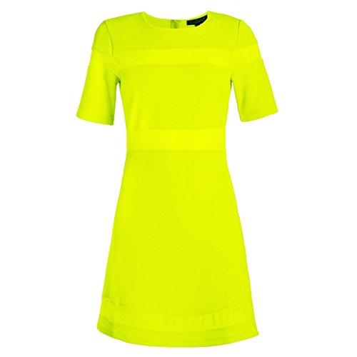 Envy Boutique - Vestido - para mujer Neon Yellow
