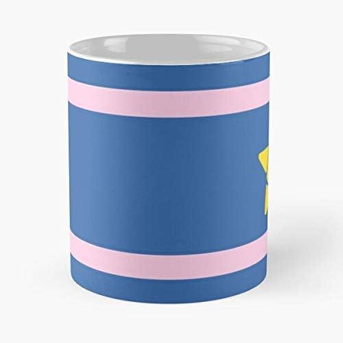 Ectrendsetters De Zibang Cup Anime Mirumo Mirmo Fairy Sleeve Fairies Pon Taza de caf/é con Leche 11 oz