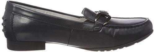 Shoes Azul Comfort Midnight Gabor Sport para Mocasines Mujer Uwdqz