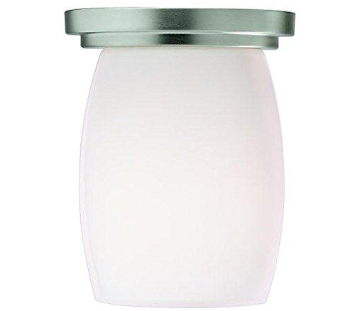 "Kichler 8043OZ Flush Mount Ceiling Lighting Round, Bronze 1-Light (5"" W x 7"" H) 100 Watts from Kichler"