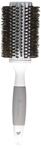 Creative Hair Brushes Solid Barrel Ceramic, X-Large, 7 Ounce