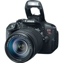 CANON 8595B005 / EOS Rebel T5i 18 Megapixel Digital SLR Camera (Body with Lens Kit) – EF-S 18-135mm f/3.5-5.6 IS STM [Electronics] Review