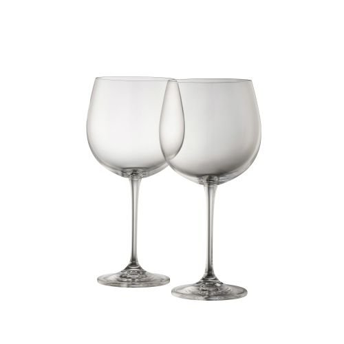 Galway Set Crystal (Galway Crystal Set Of 2 Crystal Gin Glasses)