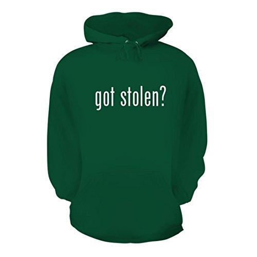 got stolen? - A Nice Men's Hoodie Hooded Sweatshirt, Green, (09 Bmx Bike)