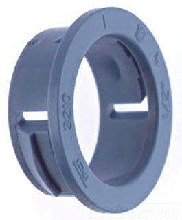 Thomas & Betts 3210 non-metallic knockout bushing, thermoplastic, knockout size .875. For use with Rigid/IMC Conduit (50 ()