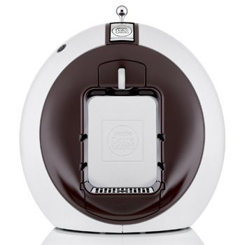 Nescafe Dolce Gusto body ''Circolo (Circolo)'' White & Brown (MD9742-WB) 012122929 by Nesurenihon