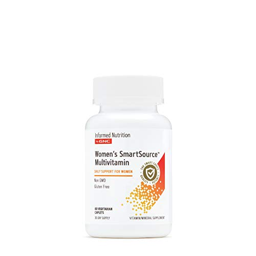 Informed Nutrition by GNC Women's Smartsource Multivitamin, 60 Count