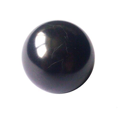 Shungite Stone Sphere Polished (2
