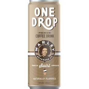 9 Pack - MarleyOne Drop - Vanilla Chocolate Swirl - 11oz