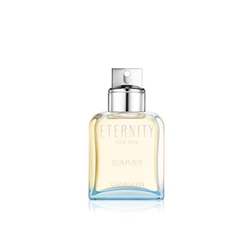 Calvin Klein Eternity Summer Edition Eau De Toilette for Him, 3.3 Fl Oz