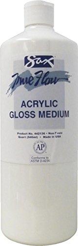 sax-true-flow-acrylic-gloss-medium-1-quart