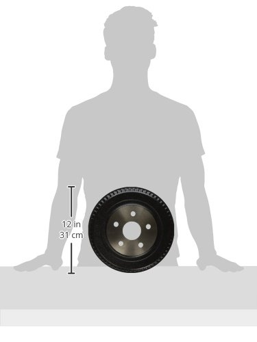 Centric Parts 122.61010 Brake Drum