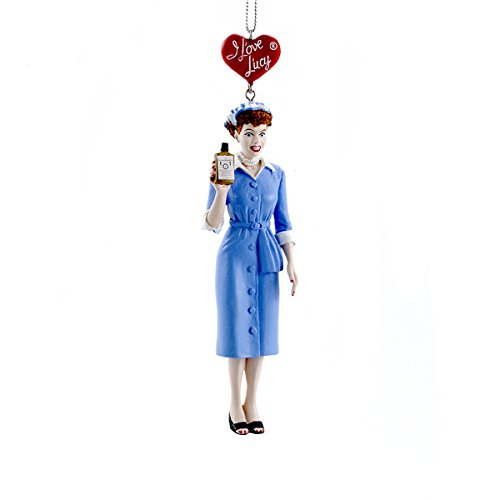I love Lucy Lucille Ball Resin Xmas Ornament
