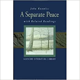 image for A Separate Peace with related Readings