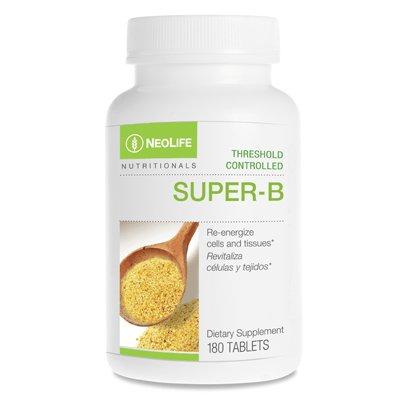 Super B Vitamin B Threshold Controlled