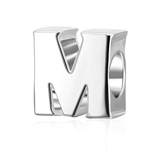 The 10 best letter charms for bracelets