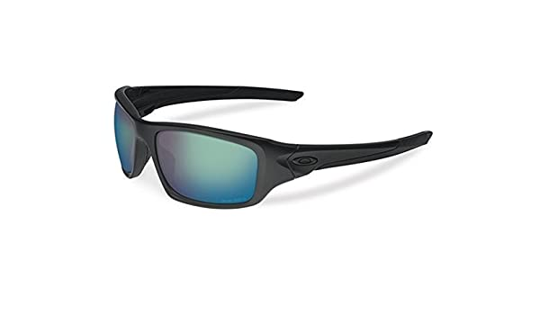 cb91f9939c ... official amazon oakley valve polarized matte black sunglasses clothing  67cfd 9b663