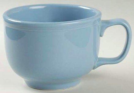 - Fiesta Periwinkle Jumbo Mug