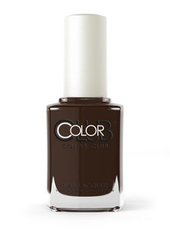 Color Club-CUP OF COCOA .5 fl oz Nail Lacquer from the Cabin Fever collection