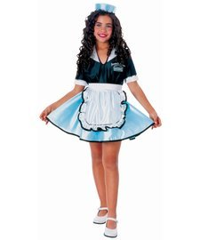 (Rubie's Big Girls' Car Hop Girl Costume -)