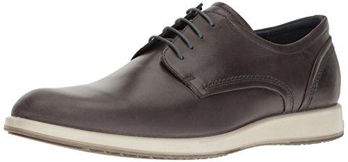 ECCO Jared, Zapatos de Cordones Derby para Hombre Gris (2532moonless)