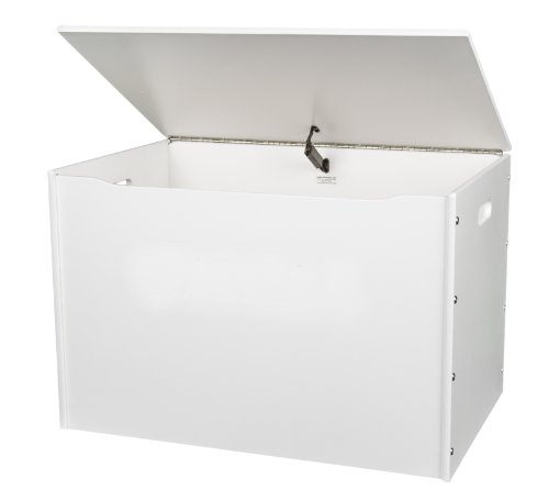 Little Colorado Big Toy Box, White