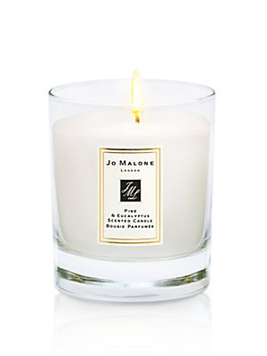 Jo Malone Pine & Eucalyptus ''Limited-Edition'' Home Surround Scent Candle - [3''W x 3 5/8''H] by Jo Malone London