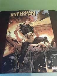 Hyperion Folded Promo Poster (Marvel)