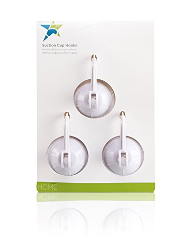 power lock suction cup hooks Our collection of power lock suction accessories works hard in your bathroom to suction cup i bought this large power lock hooks and i'm very satisfied with it.