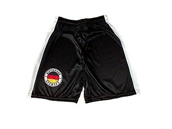 check out 4ceeb e9a5c Spielfussballshop Deutschland Hose Schwarz Kinder Grössen Trikots im Shop