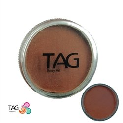 TAG Face Paint - Regular Brown (Animal Body Paint Halloween)