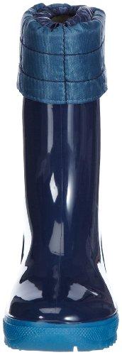 Romika RomiKids Cosmos Halbschaft Gummistiefel Blau (marine-petrol 594)