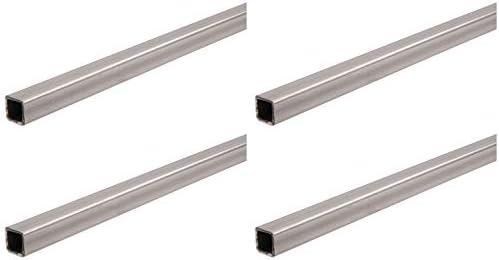 "steel square tubing 5/""x 5/""x .250/""x 36/"""